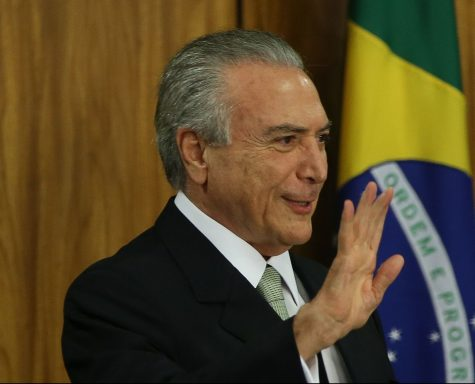 What now, Mr. Temer?
