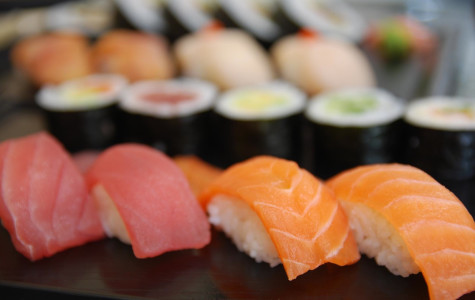 Save the sushi!
