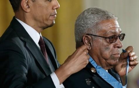Better late than never: 24 minority veterans receive America's highest honor