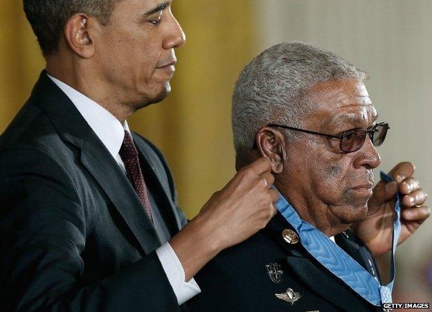 Better+late+than+never%3A+24+minority+veterans+receive+America%E2%80%99s+highest+honor