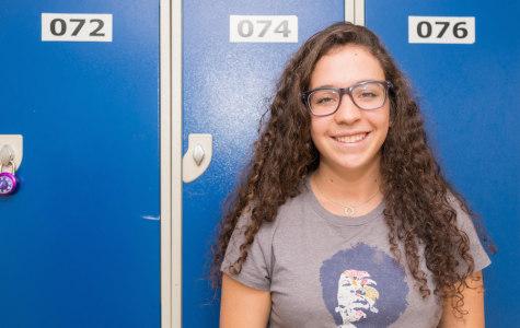 Laura Schivartche, Grade 12