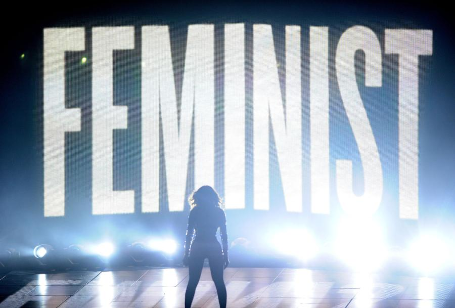 Beyoncé and her F-word