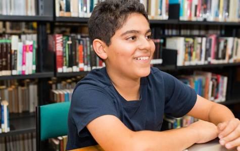 Felipe Jafet, Grade 6