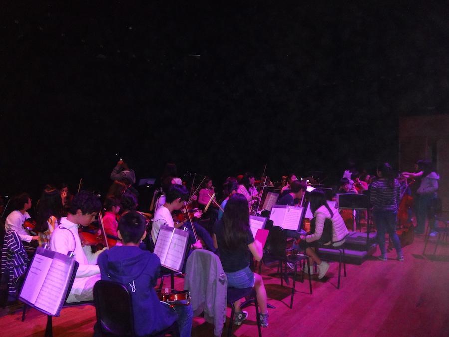 Strings Festival at Graded