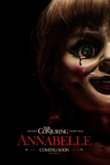 Halloween horror: Annabelle