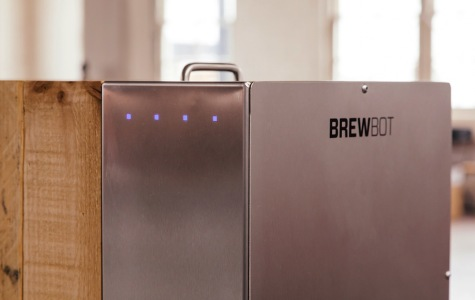 Brewing brought to homes by Brewbot