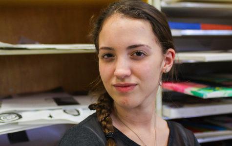 Priscila Santos, Grade 11