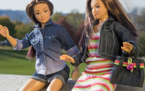Barbie gets a realistic friend