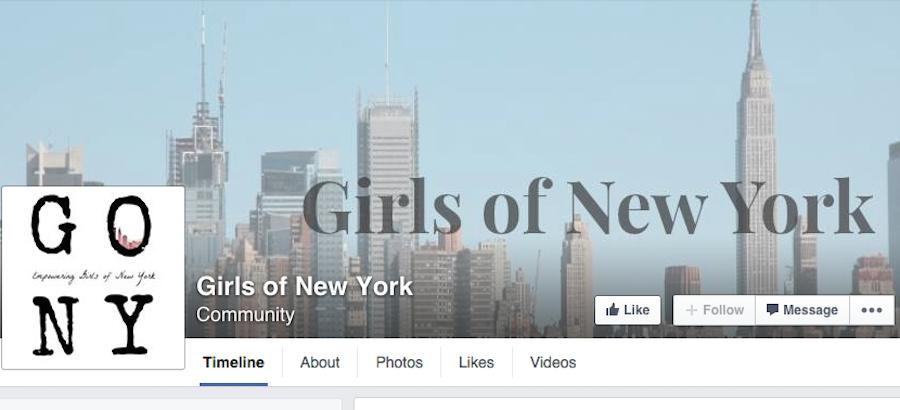 Empowering Girls of New York