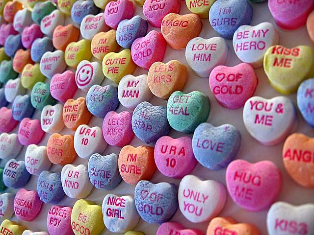 What do you want for Valentine's Day?