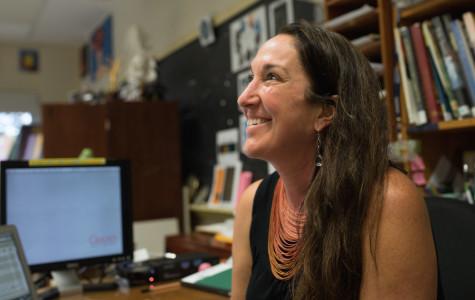 Jennifer Carpenter, Art Teacher