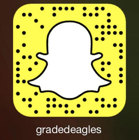 Graded Eagles on Snapchat