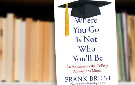 Columnist Frank Bruni criticizes college craze