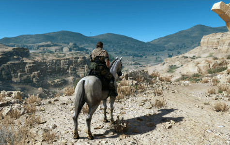 Making bigger better: narrative and content in open world games