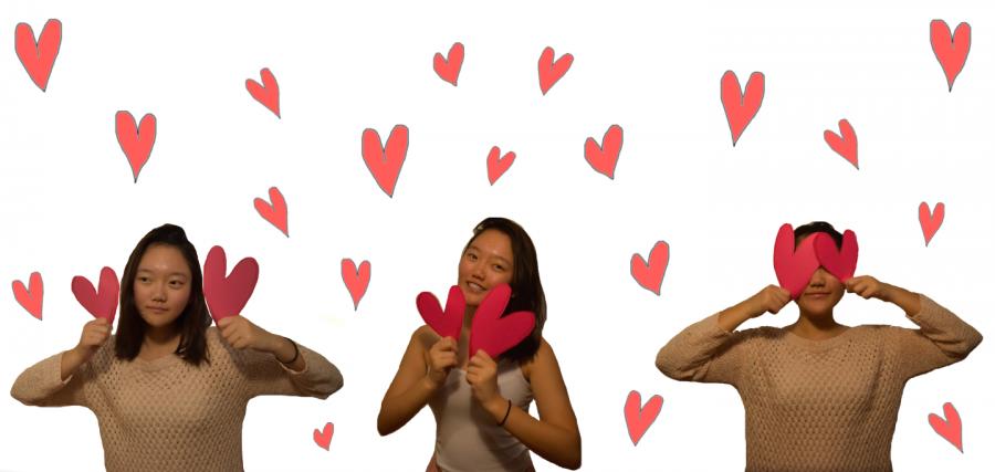 To my Valentine: February