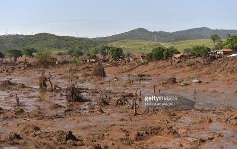 Disaster in Mariana, MG: the Rupture of the Samarco Dams