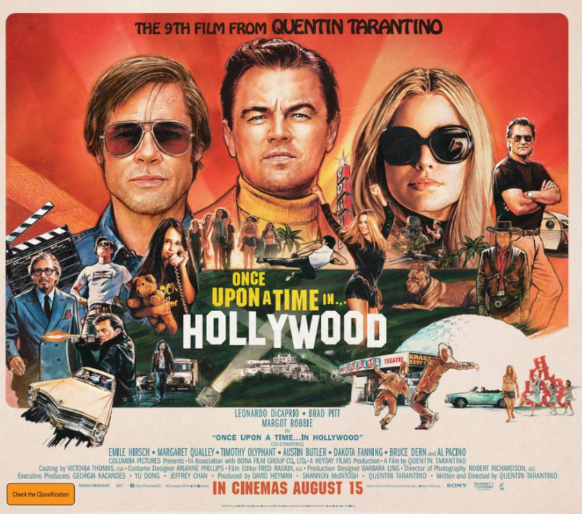 Everything You Need to Know Before Watching Tarantino's