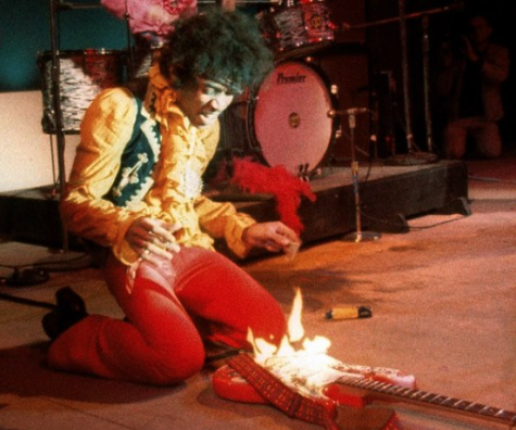 Did Jimi Hendrix Father Modern-Day Rock and Guitar Play?