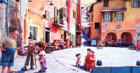 Vacation Postcard: Welcome to Portorosso!